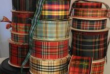 PLAID AND TARTAN PLEASE! / Everything that is designed in plaid and tartan.