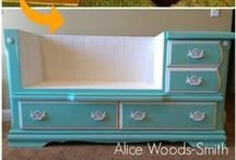 DIY Furniture / I LOVE DIY! Here are the best DIY furniture ideas, tutorials, and projects. Perfect DIY furniture for your home or office!