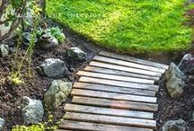 All Things Gardening / Make your garden beautiful with DIY projects, easy garden crafts, and landscapes.