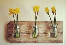 DIY Home Decor / Find inspiration and helpful tutorials for helpful home decor, organization ideas, and beauty in your home.