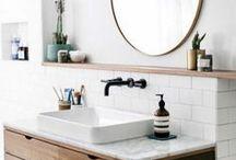 Bathroom Dreams / Inspiration for an unconventional bathroom