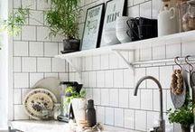 Kitchen plans / Inspiration for a kitchen make-over