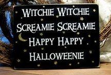 HOLIDAY {Halloween}...
