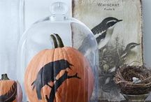Halloween Decor / Boo! Fun Halloween decor ideas for your home
