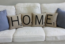 FOR THE HOME...
