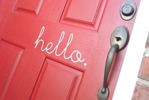 FRONT DOOR STYLE...