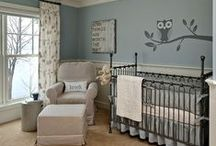 NURSERY'S... / by Kendra Richardson