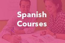 Spanish Courses - AIL Madrid / What is it really like to learn #Spanish in #Spain? See how AIL #Madrid students spend their time in our #school!  Find out more about Spanish courses at http://goo.gl/1V6xVl