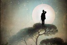 sun | moon | star / by Susanne Norling