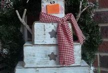 Christmas Decor / by Janna Glover