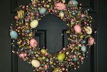 Easter Decor / by Janna Glover
