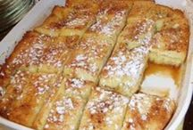 Breakfast Recipes / by Janna Glover