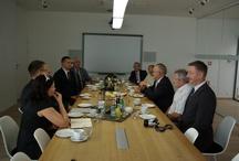 Spotkanie w Dobrotece / Meeting in Dobroteka / 23 sierpnia odbyło się u nas spotkanie w ramach przygotowań do planowania strategii rozwoju społeczno – gospodarczego województwa opolskiego, dlatego odbyło się ono właśnie w Dobrotece – jednym z najciekawszych i najbardziej innowacyjnych miejsc w regionie.