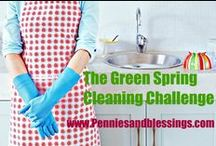 Cleaning House / ways to have a clean house / by Jennifer Waller
