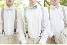 Stylish Grooms / by DIY Bride