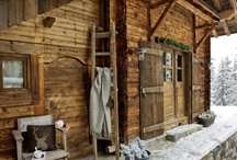 chalet chic / by Penny Harvey