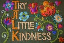 kindness / by Penny Harvey
