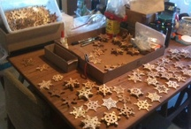 Woodworking Project Ideas / by Marie DW