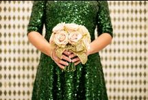 Emerald Weddings - 2013 Color Of The Year