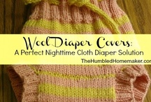 Cloth Diapers-Wool