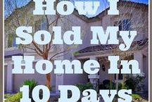 Real Estate Staging Tips / How to stage your home and prepare it to sell so you can get top dollar for your home!