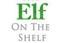ELF ON A SHELF IDEAS....