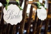 Seating Charts & Table Assignments / by DIY Bride