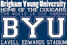 BYU COUGARS...