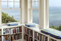 HOME LIBRARY IDEAS...