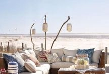 Coastal Decorating / by Jodi Kempke