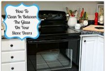 CLEANING TIPS FROM THE PROS...