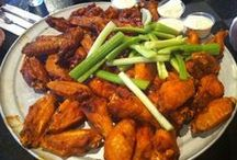 Our Favorite Buffalo Grub / Buffalo is highly recognized for it's Buffalo Wings. And don't get us wrong, they're amazing, but there's other food (and restaurants) that we've fallen in love with in the Buffalo area.