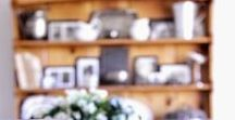 Farmhouse Style / Beautiful farmhouse inspiration - modern industrial, shabby chic, fixer upper, colorful cottage - all types of farmhouse decor to inspire.
