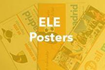 Pósteres ELE Gratuitos / Consigue estos preciosos pósteres ELE: son muy coloridos, de tamaño A1 e impresos en papel de alta calidad. Para obtenerlos, solo envíanos un correo a joanna@cursosdeespanol-ail-madrid.com con tu nombre y la dirección de tu escuela.