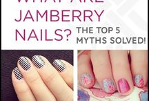 JAM WITH KENDRA {JAMBERRY NAILS}...