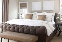Home - Bedroom / Chambre // Bedroom (+dressing)