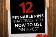 Pinterest Marketing / What better place to keep information on Pinterest marketing than on Pitnerest?
