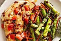 [chicken dinner] / winner, winner! / by ◃ Kenzie ▹