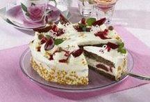 Tortenrezepte | Cake recipes / Von Amarena bis Zimt, von klassisch bis ausgefallen oder von sahnig bis fruchtig. Lässt man sich von LIEKEN URKORN inspirieren, steht der nächsten Tortenschlacht nichts mehr im Wege!