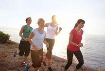 Fitness & Freizeit | Fitness & Leisure / LIEKEN URKORN empfiehlt: Alles, was den Kreislauf anregt, die Muskeln stärkt und gut für die Gesundheit ist. Mit Yoga, Joggen und Wellness wirst du fit!