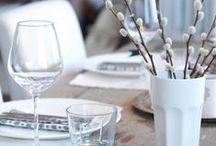Kücheninspirationen | Kitchen inspirations / Brot schmeckt am besten in einer gemütlichen Atmosphäre. Lass dich von den schönen Deko- und Einrichtungsideen für deine Küche und deinen Essbereich inspirieren. Viel Spaß!