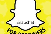 Snapchat Marketing / Snapchat has taken the social media world by storm - and we couldn't be happier about it.  This board will hold articles, tips, and news all about Snapchat and marketing with the app.