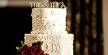Wedding Cakes / Specialty wedding cakes created by Bronwen Weber!