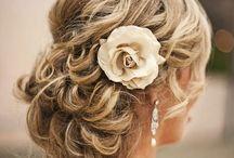 Wedding Hair / by Kelsee Torrez
