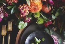 For The Love of a Table / Tablescaping and Entertaining