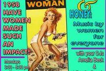Milkshake & Honey / Plumas Community Radio www.kqny919.org Milkshake & Honey show every Wednesday from 2 to 4 pm PST.