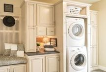 Laundry Rooms / by ME Home OKC