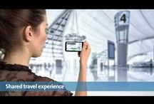 Travel Tech Videos / The future of travel technology looks bright to us – check out our videos that look at where we think travel technology is going and how we're going to get there. / by Amadeus IT Group