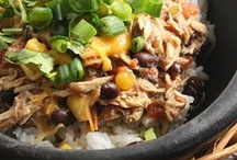 crockpot recipes  / by Jessica Baldwin