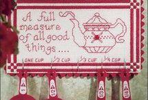 Cross stitch & Embroidery / by Deborah Morgan